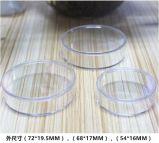Kundenspezifischer Kunststoffgehäuse-Geschenk-Gefäß-Kasten/Zylinder-Kasten-runder Kasten