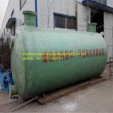 FRP Paket-Abwasserbehandlung-Pflanze mit ISO9001