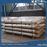 CE y azulejo de azotea colorido clásico certificado ISO del metal de hoja del material para techos para la venta caliente