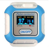 CE e FDA Approved di Bluetooth Wrist Pulse Oximeter della bacca