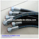 Deutschland Brand R1 Hydraulic Rubber Hose mit Fitting