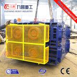 Zerkleinerungsmaschine der Rollen-vier verwendet für gebrochene Steinzerkleinerungsmaschine mit preiswertem Preis