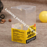 China de plástico 90L cajas de almacenaje plegable del paquete de diseño