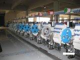 Máquina gêmea dos Sequins (uma alimentação do tempo dois Sequins do PCS)