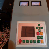 Machine de découpage de laser d'alimentation automatique de Grand-Format de prix usine