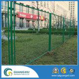 Загородка гальванизированная высоким качеством временно