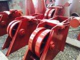 56mm Kurk de Uit gegoten staal van de Ketting van de Rol