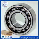 Rodamiento de bolitas angular sellado del contacto de la fila doble (3200 2RS