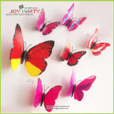 2016 baixo Price Wholesale 3D Butterfly Wall Sticker