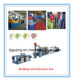 Building&Security Draht-Strangpresßling-Zeile (Cable&Wire Extruder-Maschine)