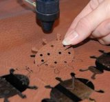 レーザーの切断CNC機械