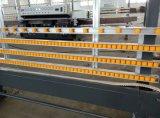 Une ligne droite plus régulière machines en verre de base de bâti de bordure