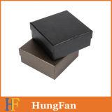 Vakjes van de Gift van het Document van het Karton van de douane de Vierkante met Vakje van de Gift van het Deksel van de Lancering van Deksels het Vierkante