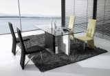 معدن إطار يتعشّى كرسي تثبيت أثاث لازم ([س-86])