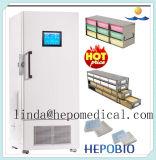 二重圧縮機の生物的サンプル低温貯蔵の冷凍庫(HP-86U340I)