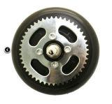 """Conjunto da roda traseira da lâmina E90, peças sobresselentes elétricas do """"trotinette"""""""