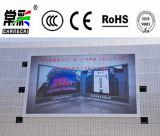 DEL extérieure annonçant le mur visuel P10 DIP346 d'écran de visualisation