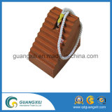 Gummirad-Keil des Gewicht-4kgs