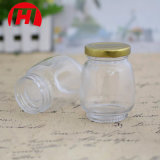 Frasco de vidro do alimento natural do frasco de Cubilose
