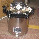 Stérilisateur portatif médical ou de laboratoire de pression de vapeur