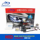 СПРЯТАННЫЙ набор Tn-3005A ксенонего преобразования AC ксенонего 55W 12V Bi света H7 H4 ксенонего тонкий СПРЯТАННЫЙ