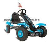 La pédale en acier de soudure de tube vont Kart
