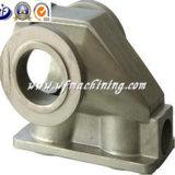 Carcaça do ferro da precisão da carcaça do Pewter do OEM para os suportes do metal da carcaça