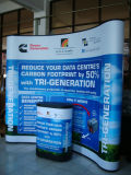 3x3 Pop-up display met PVC-paneel