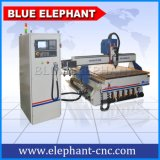 中国1325木製に切り分けることのための線形Atcの木製のルーターCNC機械