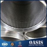 """Roestvrij staal 316L Putfilter van 13 3/8 de """" Water"""