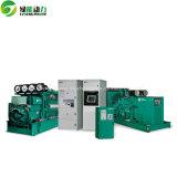 conjunto de generador del gas natural de la energía eléctrica 50kw