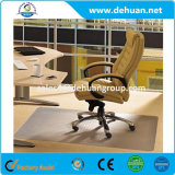 Esteira da cadeira com o sócio perfeito material do PVC com cadeira do escritório