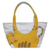 Compras Bags-X016 del portador de las compras de la tela