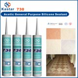 SGS Dichtingsproduct Silicone van het Certificatie het Azijn van het Algemene Doel (Kastar730)