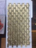 販売のためのアルミニウムプラスチックモザイク床のタイル