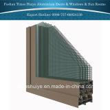 Constructeur en aluminium de porte de pliage avec la bonne qualité et l'audit de TUV