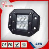 Nieuwe Design 24W CREE LED Light met Ce/FCC/RoHS/IP68