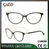2016 Frame Cc1702 van de Glazen van het Oogglas Eyewear van de Acetaat van de Manier het In het groot Optische