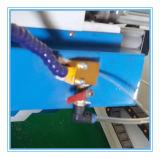 Le PVC a vu la machine de découpage pour fabriquer la porte de guichet