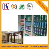 Pegamento de curado neutral no tóxico vendedor caliente del silicón de la alta calidad