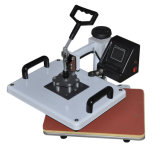 8 em 1 Combo T-Shirt Sublimation Heat Press Transfer Machine de impressão para vendas