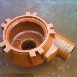 Ruhrpumpen Pumpen-Filterglocke-Absaugung-Filterglocke für Sand-Gussteil