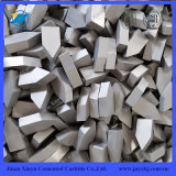 Трудные материальные концы C122 цементированного карбида Yg6 паяя