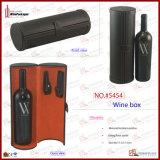 Изготовленный на заказ определите округленную коробку вина (5454)