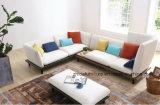 Софа ткани исключительной самомоднейшей угловойой комбинации секционная установила для мебели комнаты домашней гостиницы живущий