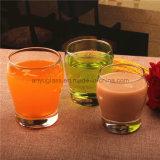 Vidrio de tiro del vino, taza de cerveza, taza del jugo o taza de consumición de la bebida