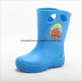 Ботинки дождя 01 шаржа детей