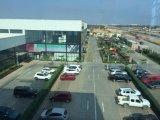 Centro comercial grande del metal del edificio prefabricado