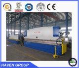 Máquina de dobra de chapa hidráulica e máquina de dobra de chapa para venda