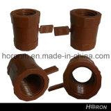 Acoplador-Te-Adaptador de la cuerda de rosca del Guarnición-Codo-Varón del tubo de agua de Pph (3/4 '')